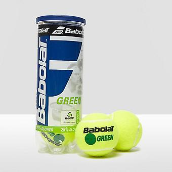 Babolat Green Tennis Balls (3 Ball Can)