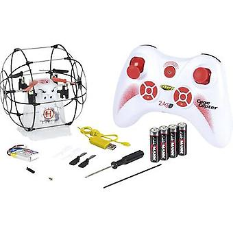 Carson RC Sport X4 Cage Copter Quadcopter RtF Beginner