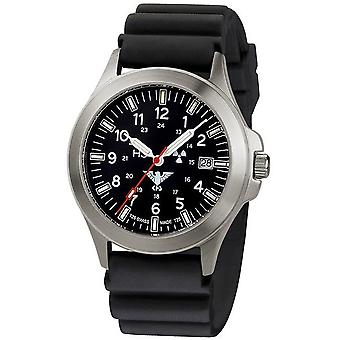KHS watches mens watch platoon titanium KHS.PT. DB