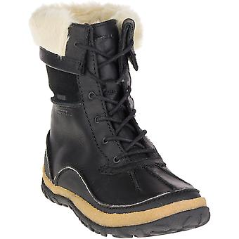 Merrell Womens/Ladies Tremblant Mid Polar Lace Waterproof Winter Boots