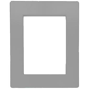 Hayward SP1084FGR Skimmer Snap On Face Plate Cover - Gray