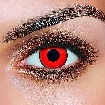 Red Contact Lenses (Pair)