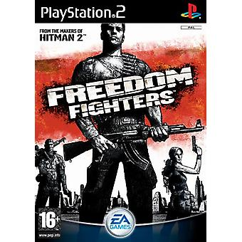Freedom Fighters (PS2) - Factory Sealed