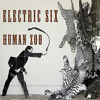Electric Six - Human Zoo [Vinyl] USA import
