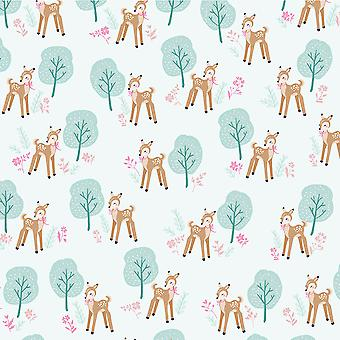 American Crafts Animal Single-Sided Cardstock 12