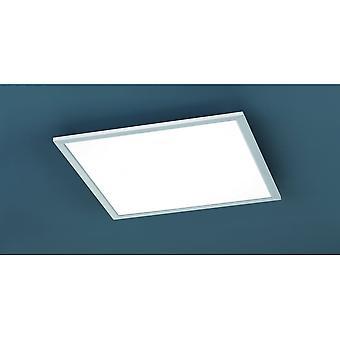 Lampada da soffitto di Trio illuminazione Phoenix moderna nichel metallo Matt