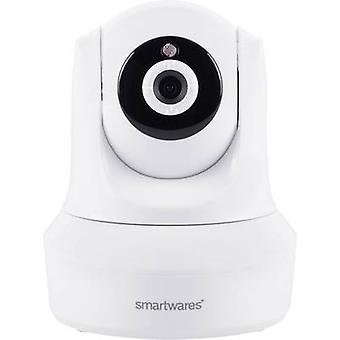 Smartwares C724IP WLAN/Wi-Fi, LAN IP CCTV camera 1280 x 720 pix