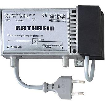 Kathrein VOS 11/F Cable TV amplifier 11 dB