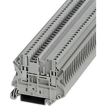 Phoenix Contact UT 2,5-MTD 3064085 Continuity Number of pins: 2 0.14 mm² 4 mm² Grey 1 pc(s)