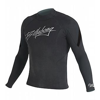 Equator Generation Graphite Long Sleeve Rash Vest