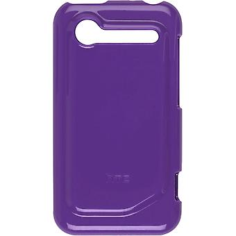 HTC TPU Skin Case for HTC DROID Incredible 2 - Purple (70H00391-02M)
