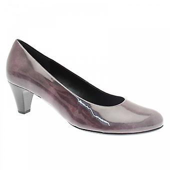 Gabor Patent Leather Vesta Classic Court Shoe