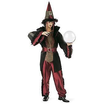 Witcher dacha mens costume magician Mage mens costume