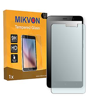 Xiaomi Redmi Note 3 Pro Screen Protector - Mikvon flexible Tempered Glass 9H (Retail Package with accessories)