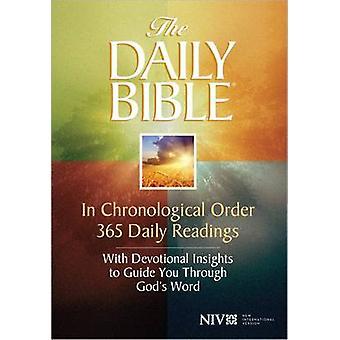 Die tägliche Bibel von F. LaGard Smith - 9780736944311 Buch
