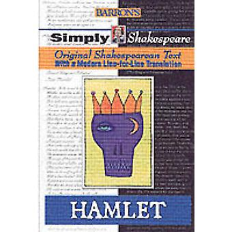 Hamlet (ny upplaga) av William Shakespeare - Barron's - 978076412084