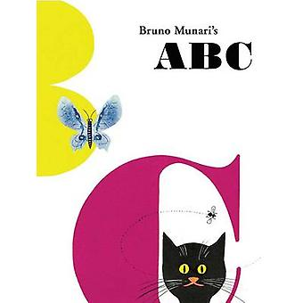 Bruno Munari's ABC (6th) by Bruno Munari - 9780811854634 Book