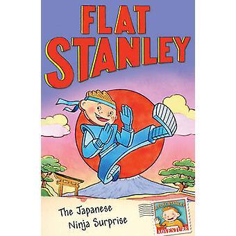 Flat Stanley - The Japanese Ninja Surprise by Josh Greenhut - Sara Pen