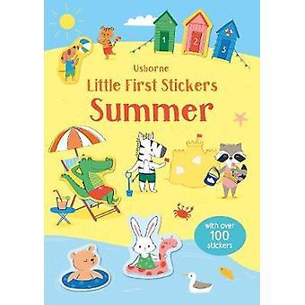 Liten første klistremerker sommer av Hannah Watson - 9781474947626 bok