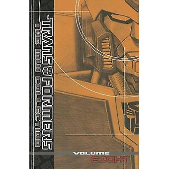 Transformers - de IDW Collection - volym 8 av Andy Lanning - Dan Abne
