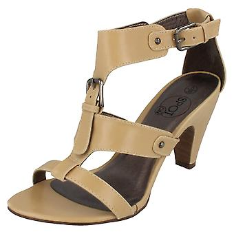 Ladies Spot su Strappy sandali F1390