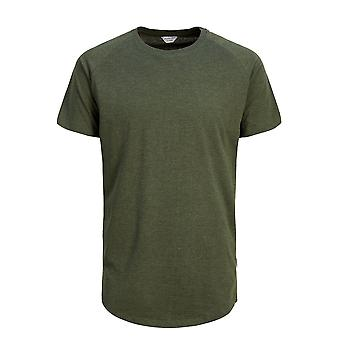 Tee Shirt Basique Long Rafe   -  Jack & Jones