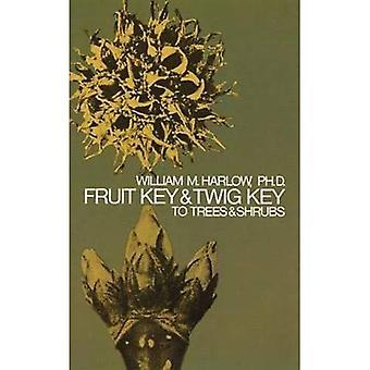 Frugt nøgle og kvist nøgle til træer og buske