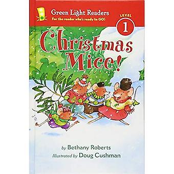 Weihnachten-Mäuse! (Grünes Licht Leser Stufe 1)