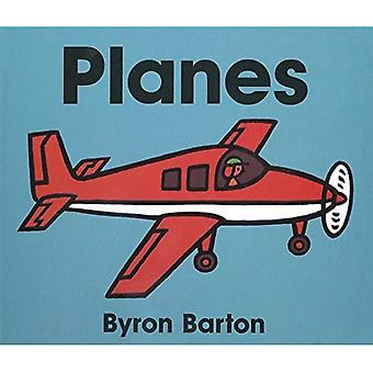 Planes Board Book (Byron Board Books)
