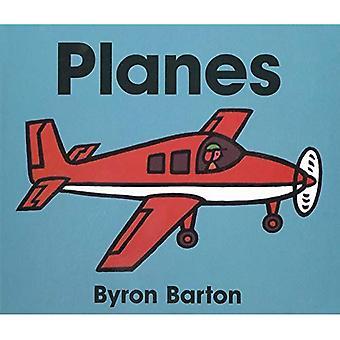 Vliegtuigen Board boek (Byron Board Books)
