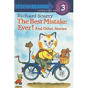 The Best Mistake Ever! and Other Stories (Step Into Reading: A Step 3 Book