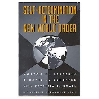 Självbestämmande i den nya världsordningen