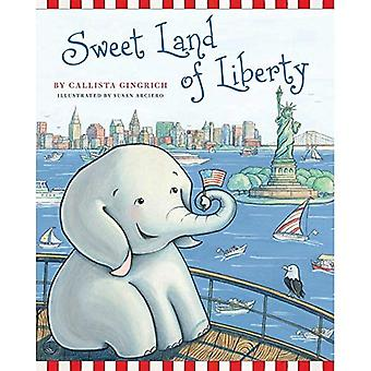 Frihetens Land på Sweet
