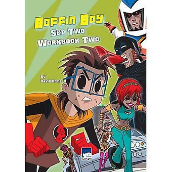 Boffin Boy Workbook: v. 8