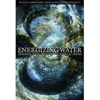 Energigivande vatten: Flowform teknologi och naturens