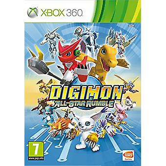 Digimon All-Star Rumble (Xbox 360) - Factory Sealed
