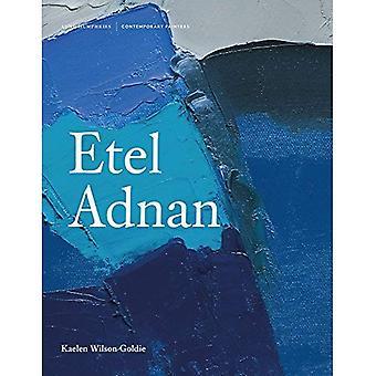 Etel Adnan (Contemporary Painters Series)