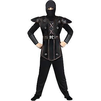 Warrior Ninja Child Costume