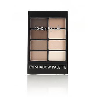 Beauty UK Eyeshadow Palette No.3-Pure Romance