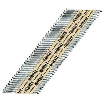 Anillo galvanizado DeWALT clavos 2.8 x 50mm QTY 2200
