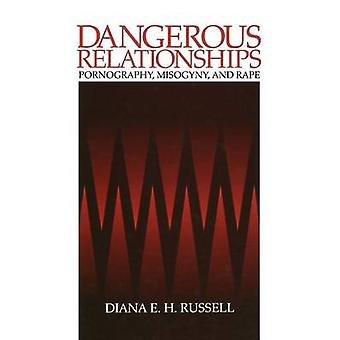 Dangerous Relationships Pornography Misogyny and Rape by Russell & Diane E