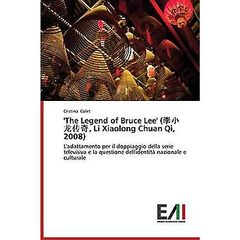 The Legend of Bruce Lee  Li Xiaolong Chuan Qi 2008 by Colet Cristina