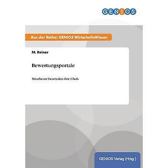 Bewertungsportale von Reiner & M.