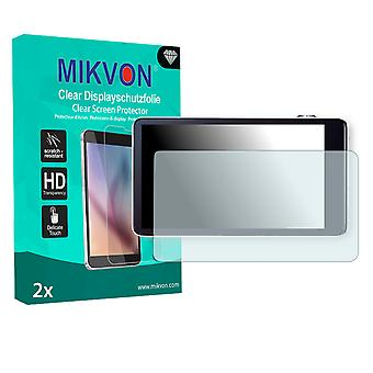 Samsung Galaxy Camera GC-110 Screen Protector - Mikvon Clear (Retail Package with accessories)