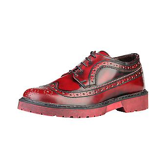 Ana Lublin Womens/Ladies Lena Genuine Leather Lace Up Brogues