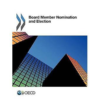 Bestuurslid voordracht en verkiezing door de OESO