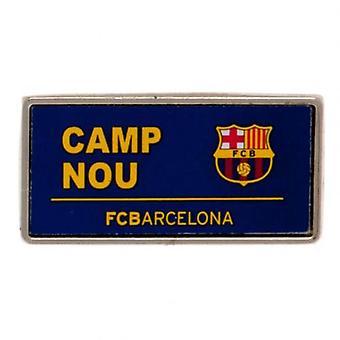 Barcelona Badge SS