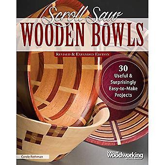 Bläddra Saw trä skålar, reviderad & utökad upplaga: användbara & överraskande lätt att göra projekt