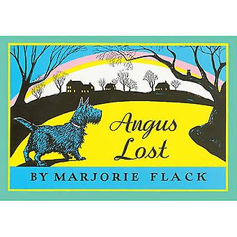 Angus Lost by Marjorie Flack - 9780613044837 Book