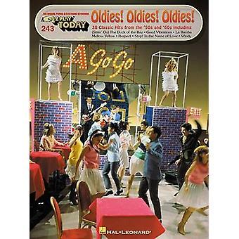 Oldies! Oldies! Oldies! by Hal Leonard Publishing Corporation - 97806